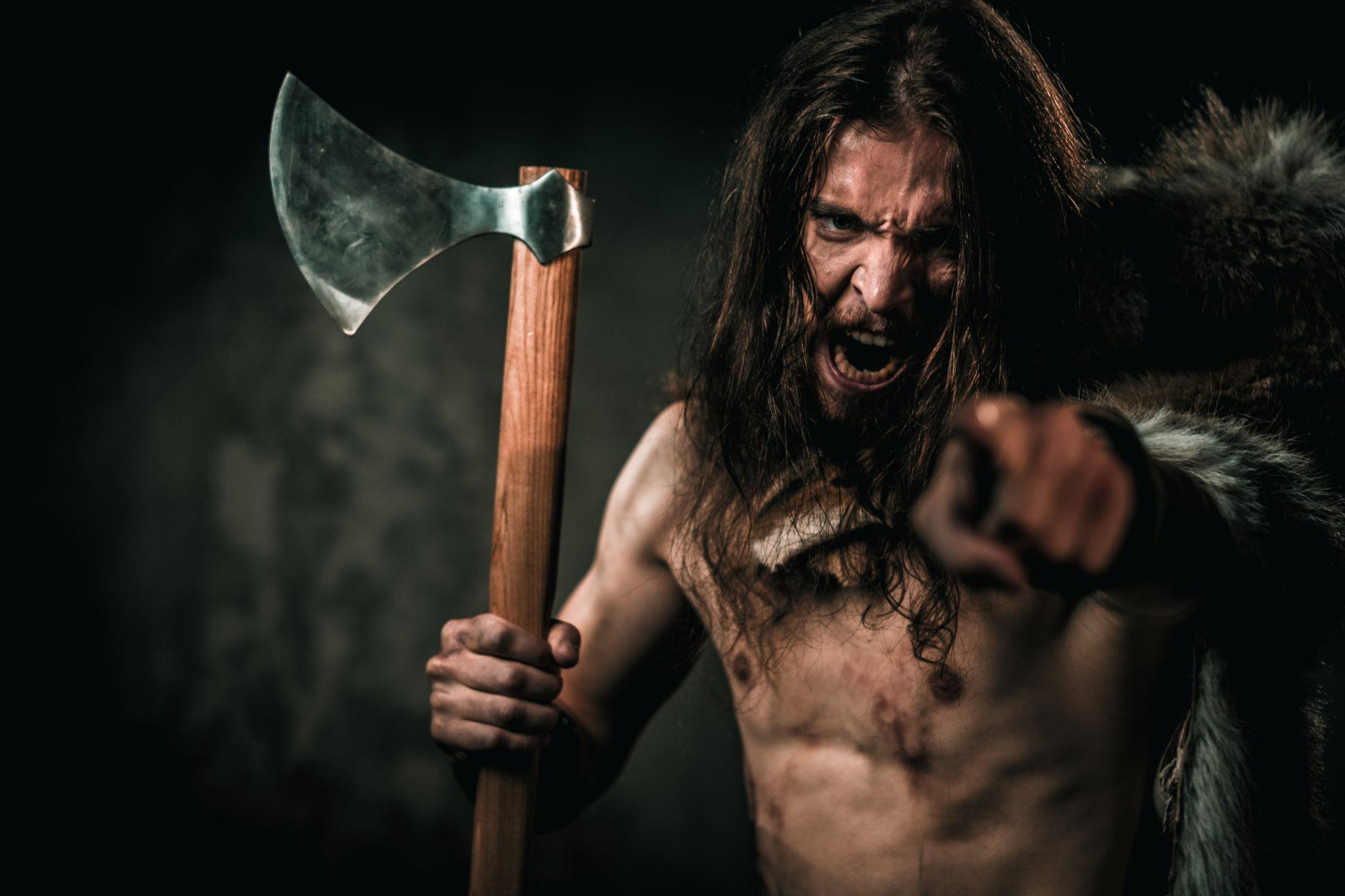 Vous avez toujours rêver d'être un viking dans l'âme